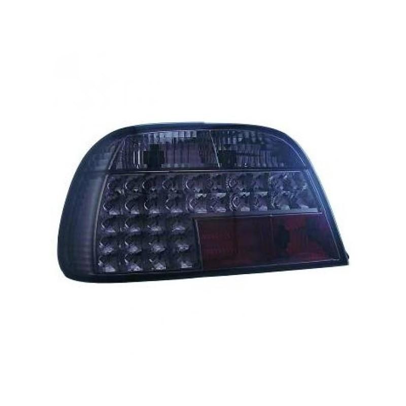 Feux arrières LED noir LED Bmw E38 94-01 4-portes