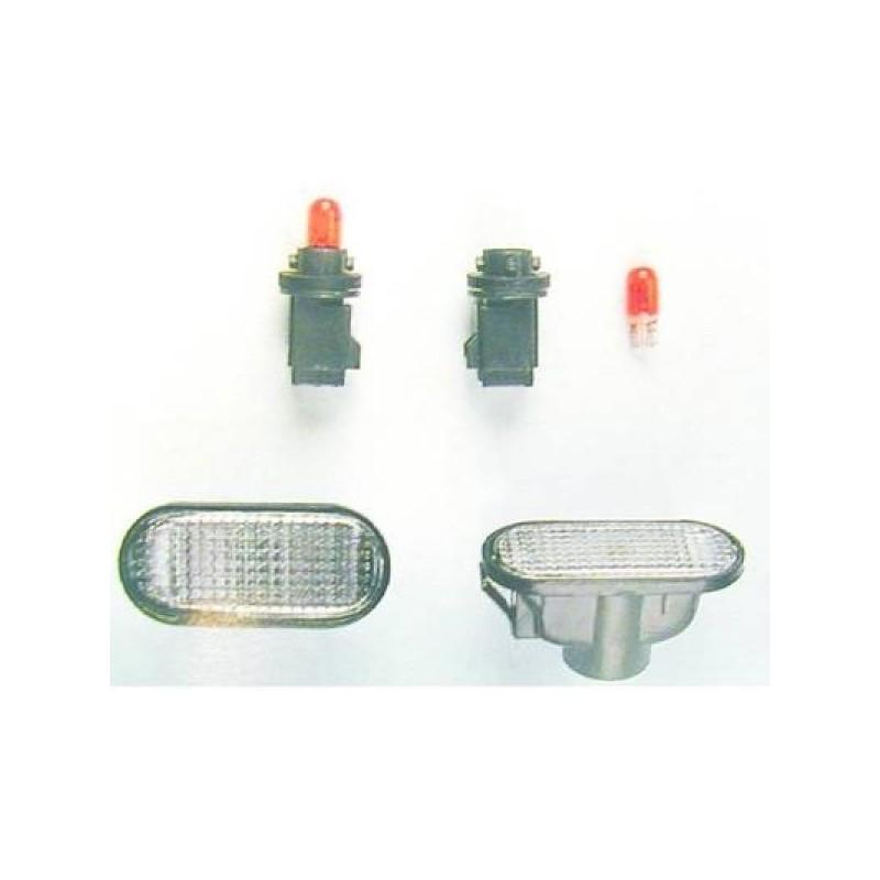 Répétiteur clignotant blanc Honda CIVIC 91-95
