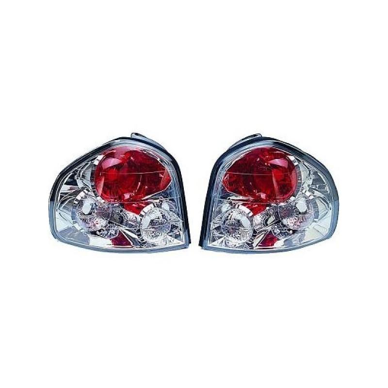 Feux arrières chrome Hyundai SANTA FE 00-06