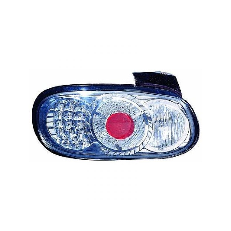 Feux arrières chrome LED Mazda MX 5 98-05