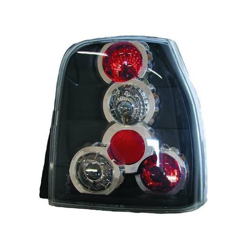 Feux arrières noir Seat Arosa 97-00