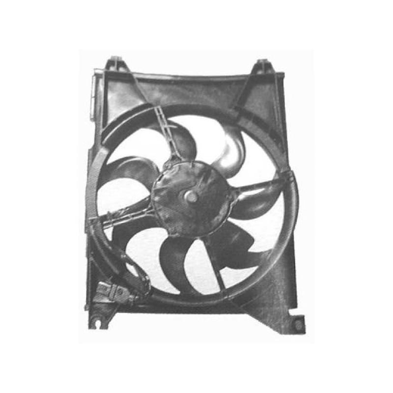 Motoventilateur suppl. complet HYUNDAI SONATA 1998 à 2005