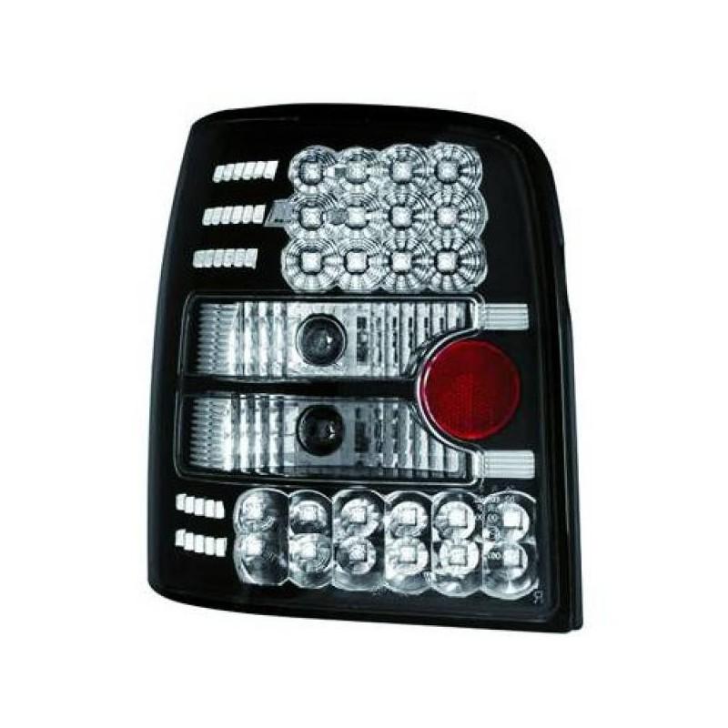 Feux arrières LED noir Vw PASSAT Break 96-00