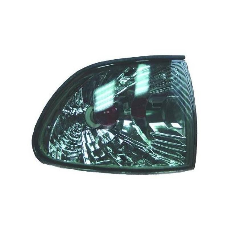 Clignotant design noir Bmw E38 94-98