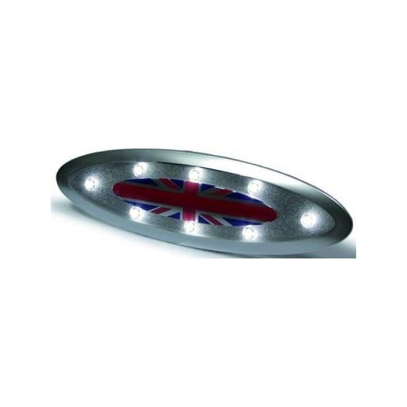 Ampoule intérieure MINI 06-11 LED SILBER UNION JACK LED