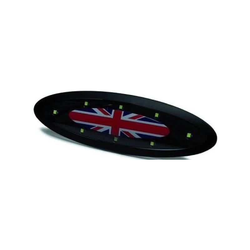 Ampoule intérieure MINI 06-10 LED noir UNION JACK