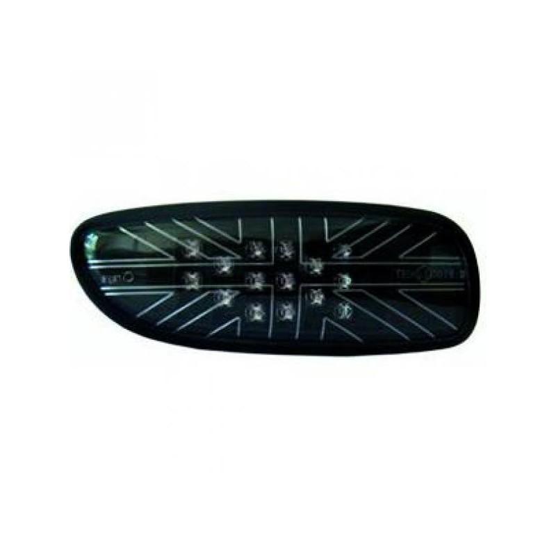 Feu de brouillard arrière MINI 06-10 LED noir COOPER S