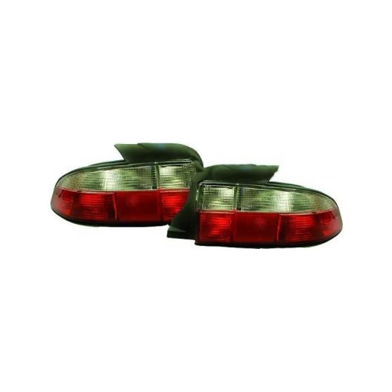 Feux arrières rouge/blanc Bmw Z3 1996-2003