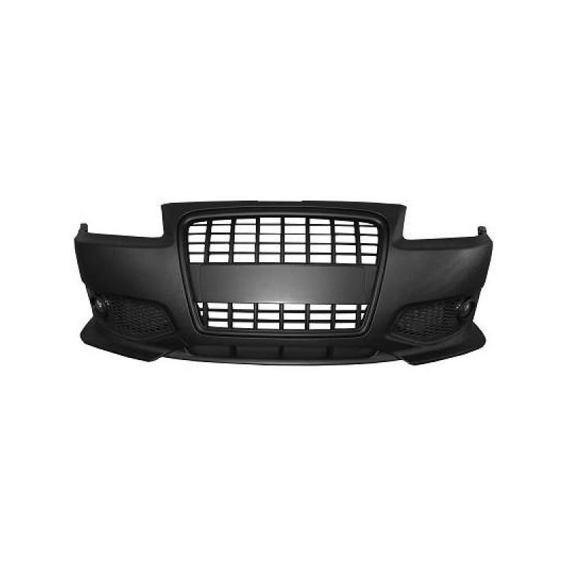 Pare-chocs design avant Audi A3 96-03 avec grille noire
