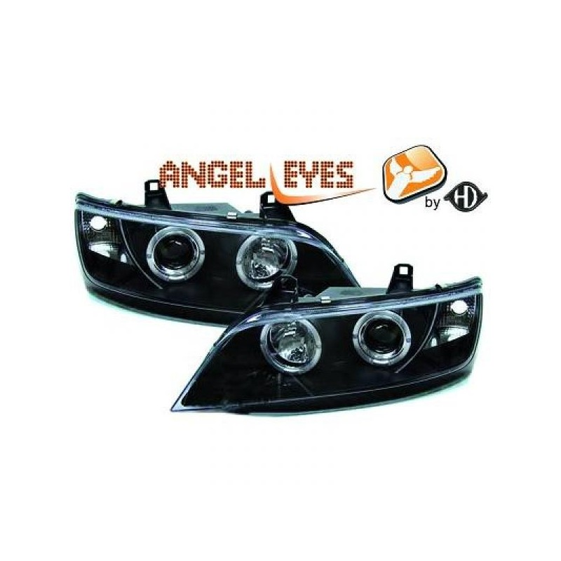 Phares angel eyes noir CELIS Bmw Z3 96-05