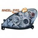 Phares angel eyes Citroen XSARA 99 chrome