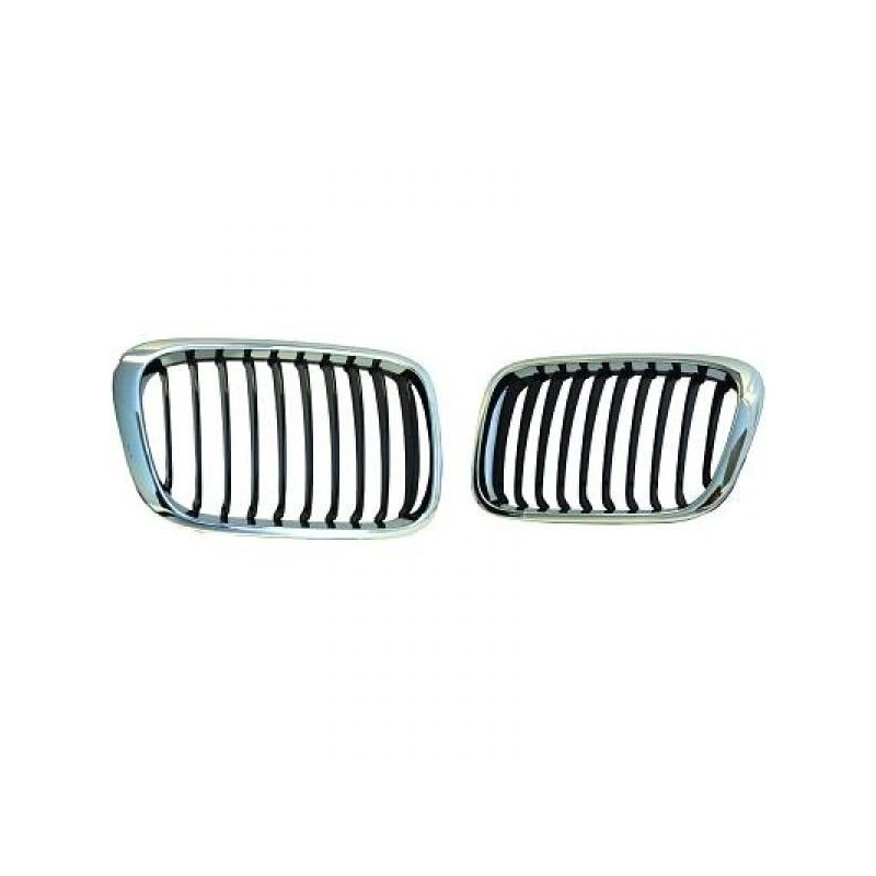 Grille droit (PASSAGER) BMW E46 1998 à 2001 sauf Coupé