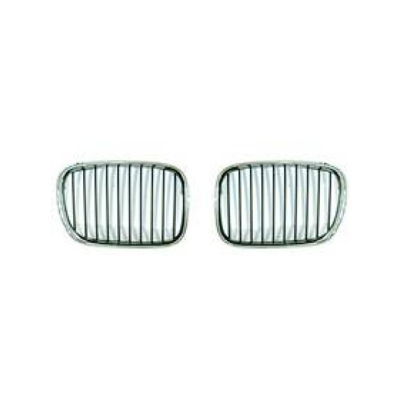 Grille droit (PASSAGER) BMW E39 1995 à 2000