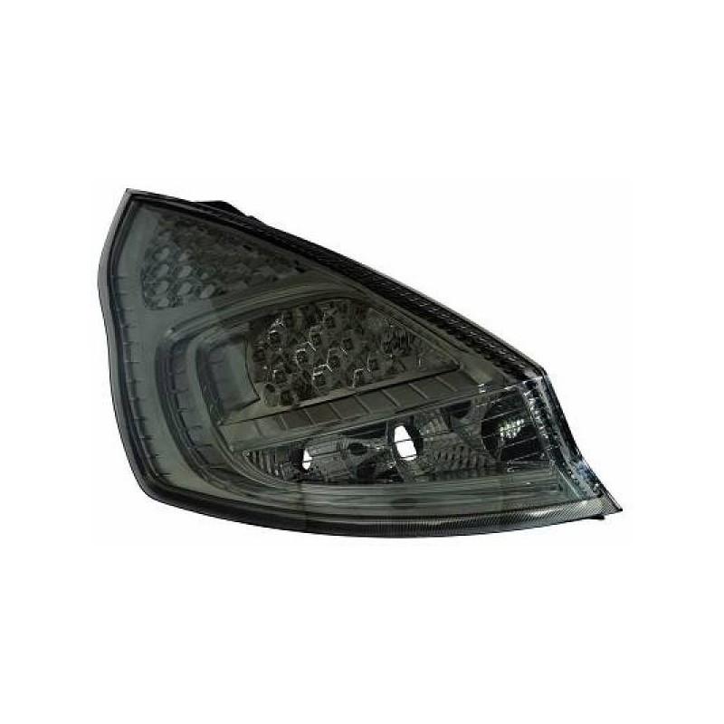 Feux arriere Ford FIESTA apres 2008 LED 3/5-portes noir