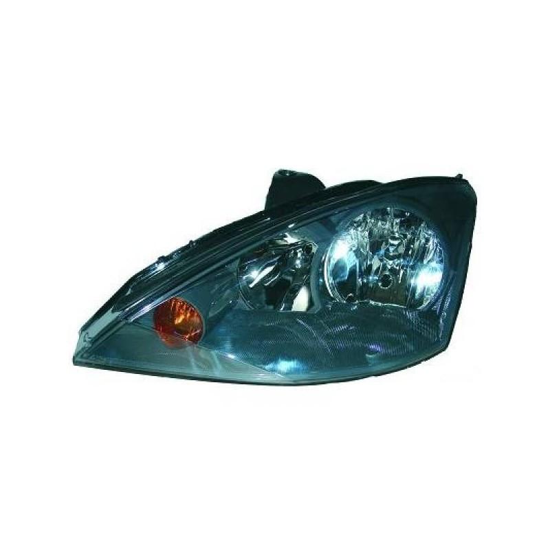 Phares design Droit noir Ford FOCUS 01-04