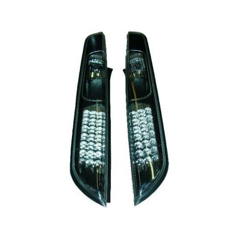 Feux arrières LED noir Ford FOCUS 04-08