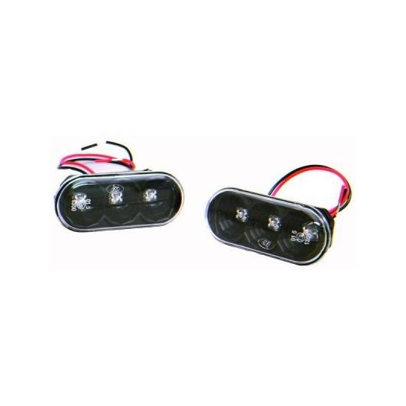 Répétiteur Clignotant LED noir Ford FOCUS 04-08