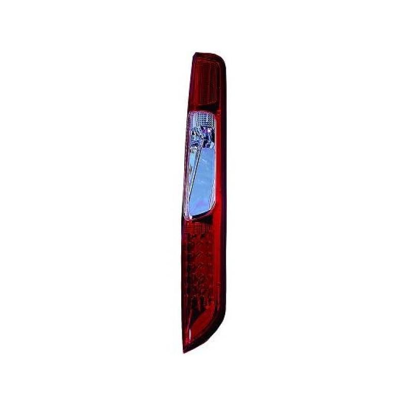 Feux arriere Ford FOCUS 08-11 LED cristal/rouge-blanc 3/5-portes/à hayon