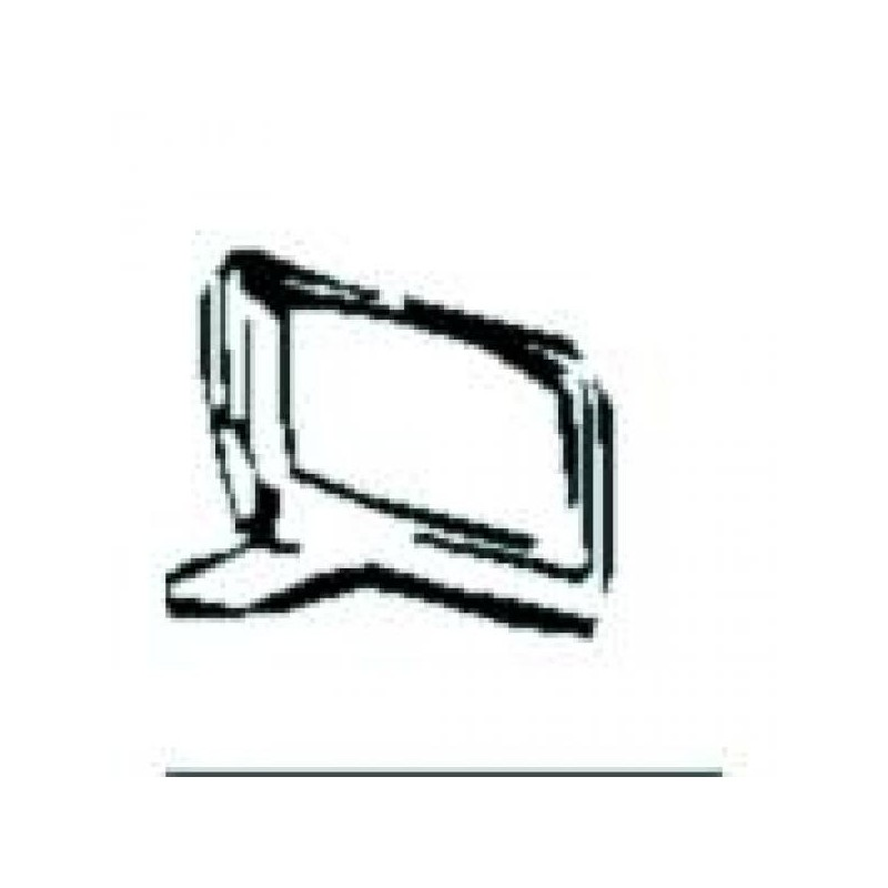 Tôle support Phare gauche (CONDUCTEUR) FORD MONDEO 1993 à 1996