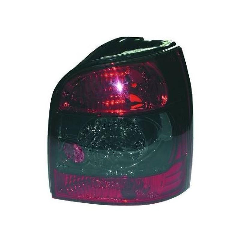 Feux arrières rouge/noir Audi A4 Beak 94-00