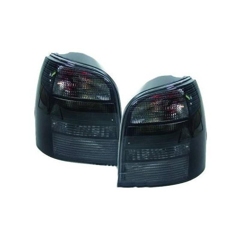 Feux arrières noir Audi A4 Beak 94-00