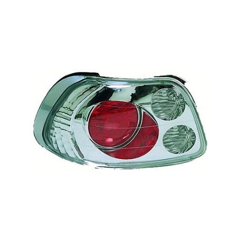 Feux arrières chrome Honda DEL SOL 92-97