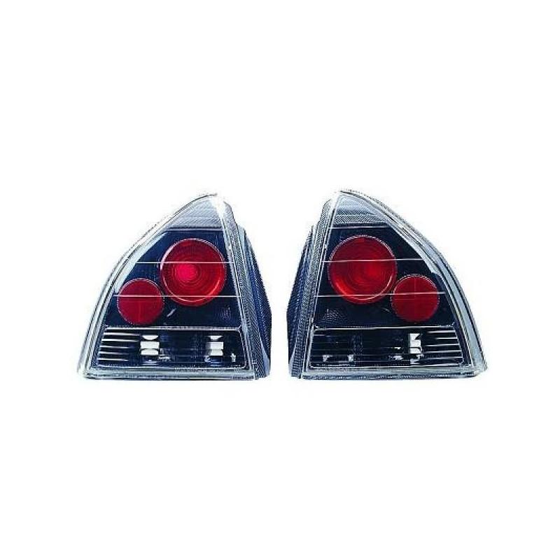 Feux arrières noir Honda PRELUDE 92-96 noir
