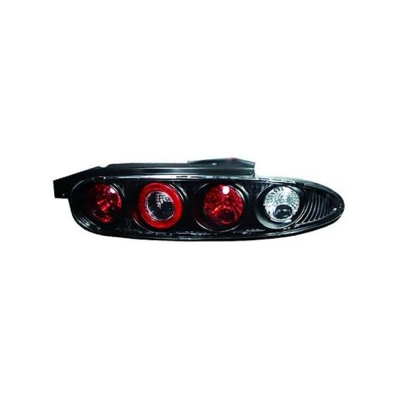 Feux arrières noir MAZDA MX3 94-98