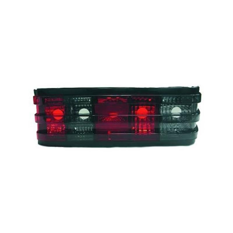 Feux arrières rouge/gris Mercedes W201 82-93