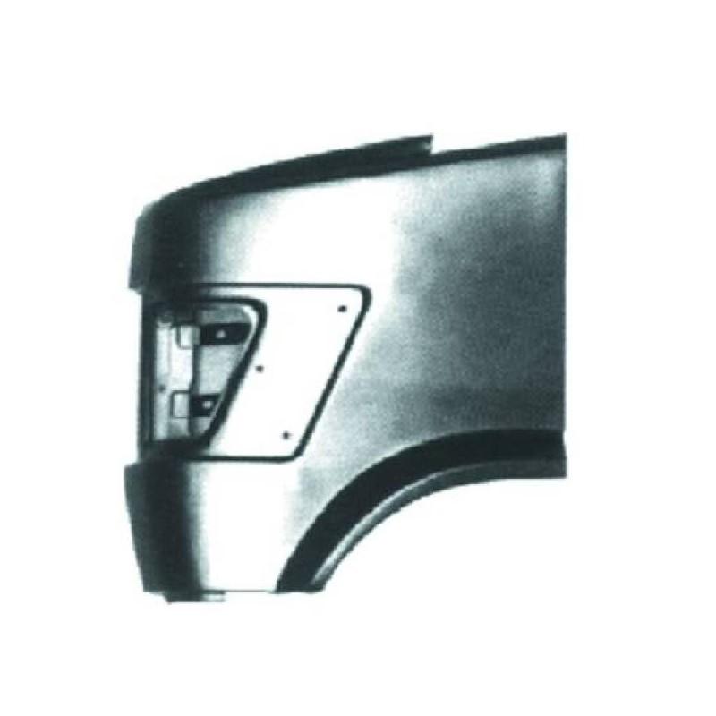 Aile avant gauche (CONDUCTEUR) MERCEDES DB L207 1977 à 1995