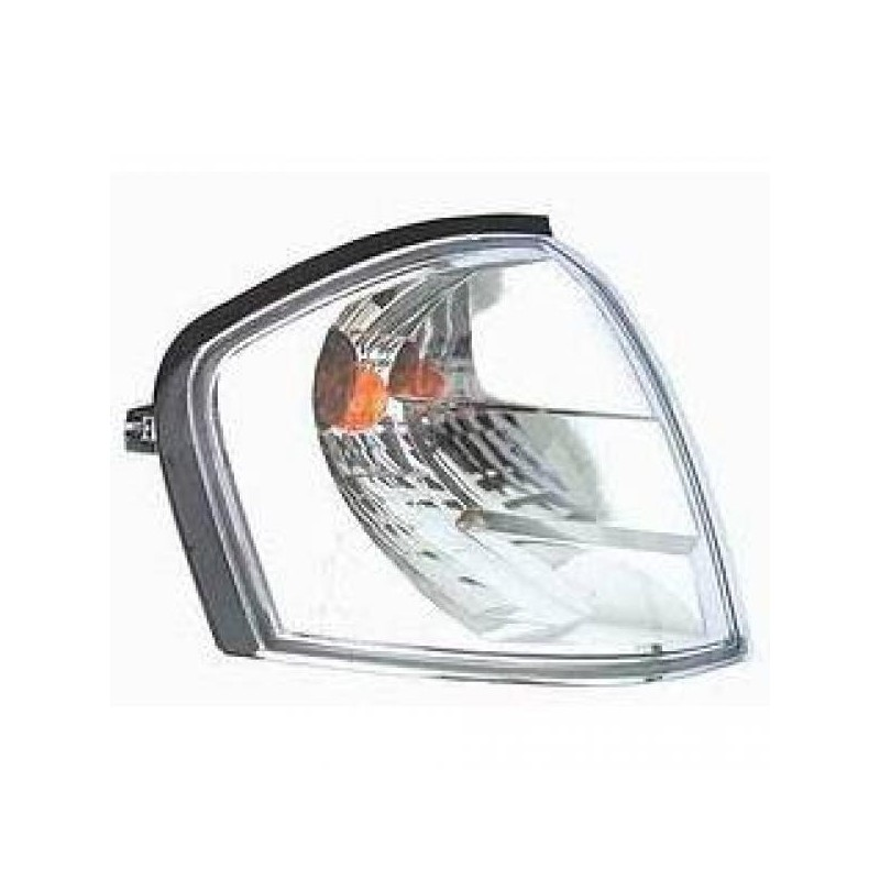 Clignotant design chrome Mercedes W202 93-00