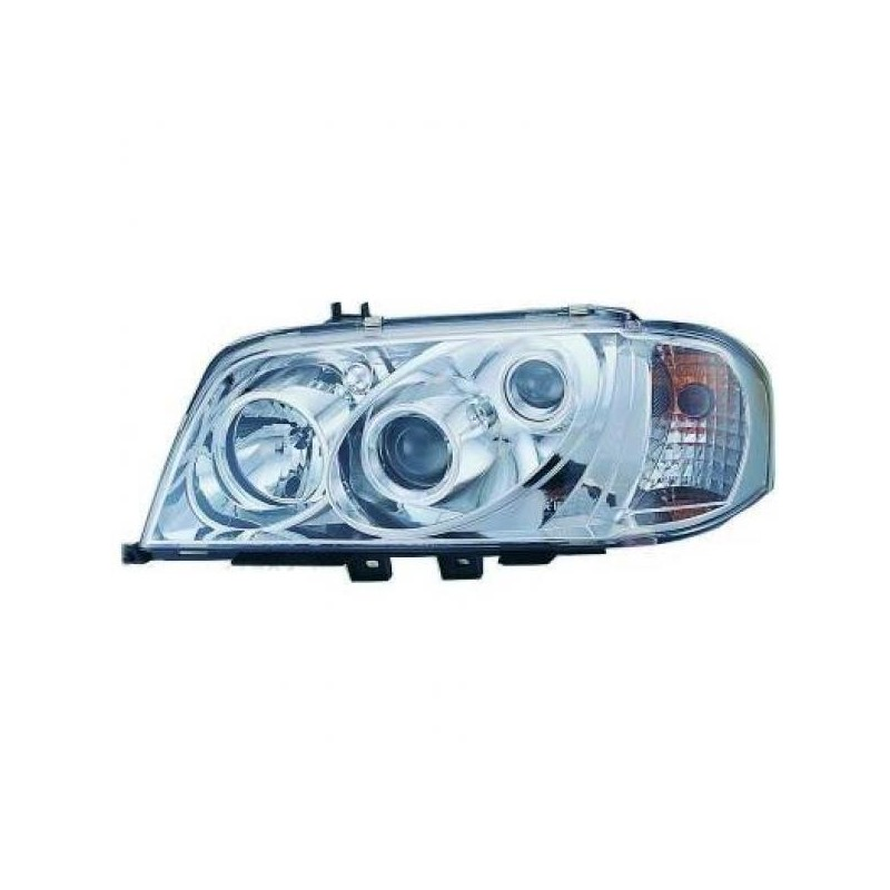 Phares design chrome CELIS Mercedes W202 93-00