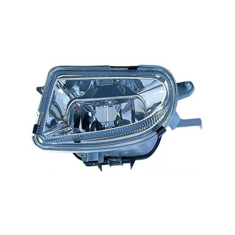 Phare anti-brouillard chrome Mercedes W210 99-02