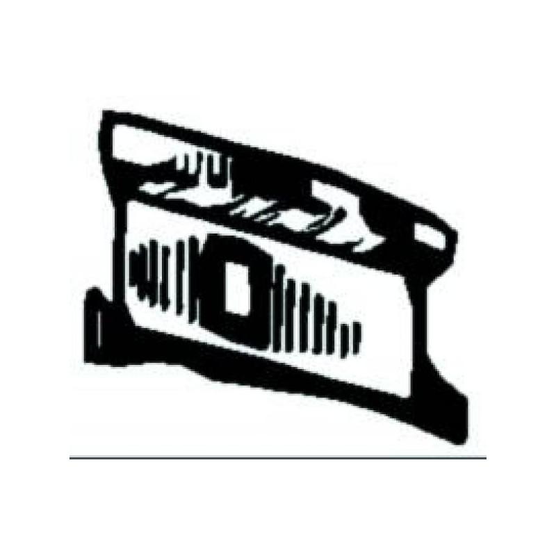 Console gauche (CONDUCTEUR) OPEL ASTRA 1991 à 1998