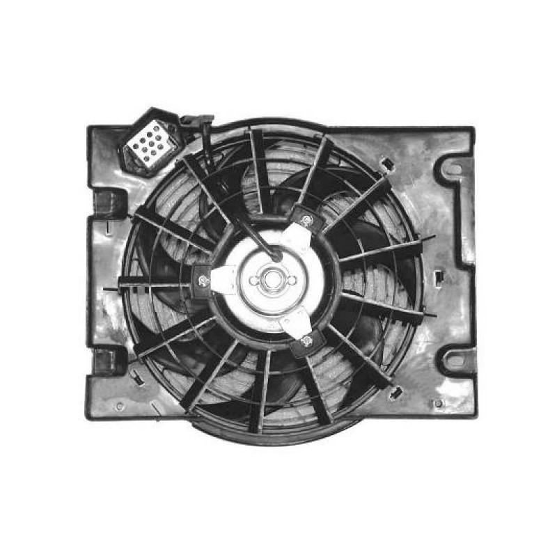Motoventilateur suppl. OPEL ASTRA G+ZAFIRA 1997 à 2001