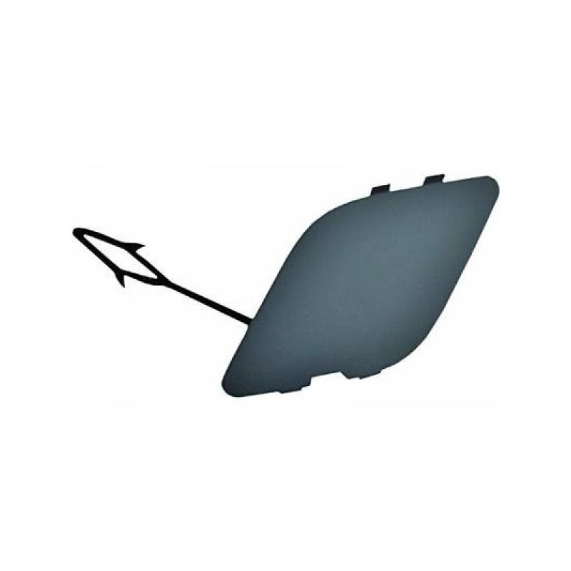 Cache crochet remorquage arrière OPEL ASTRA J à partir de 2009 arrière