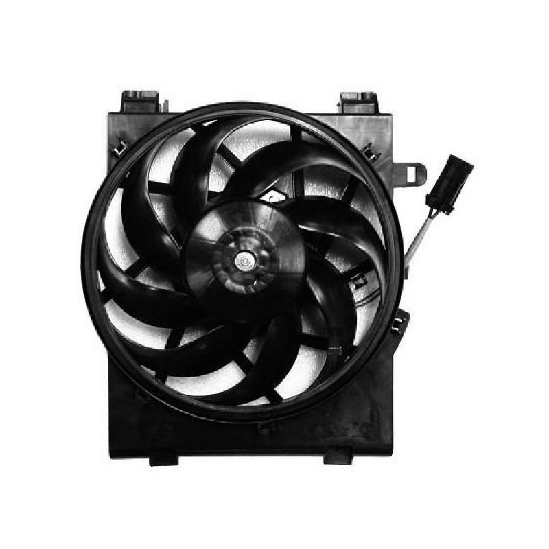Motoventilateur clim. OPEL CORSA C 2000 à 2006 315mm