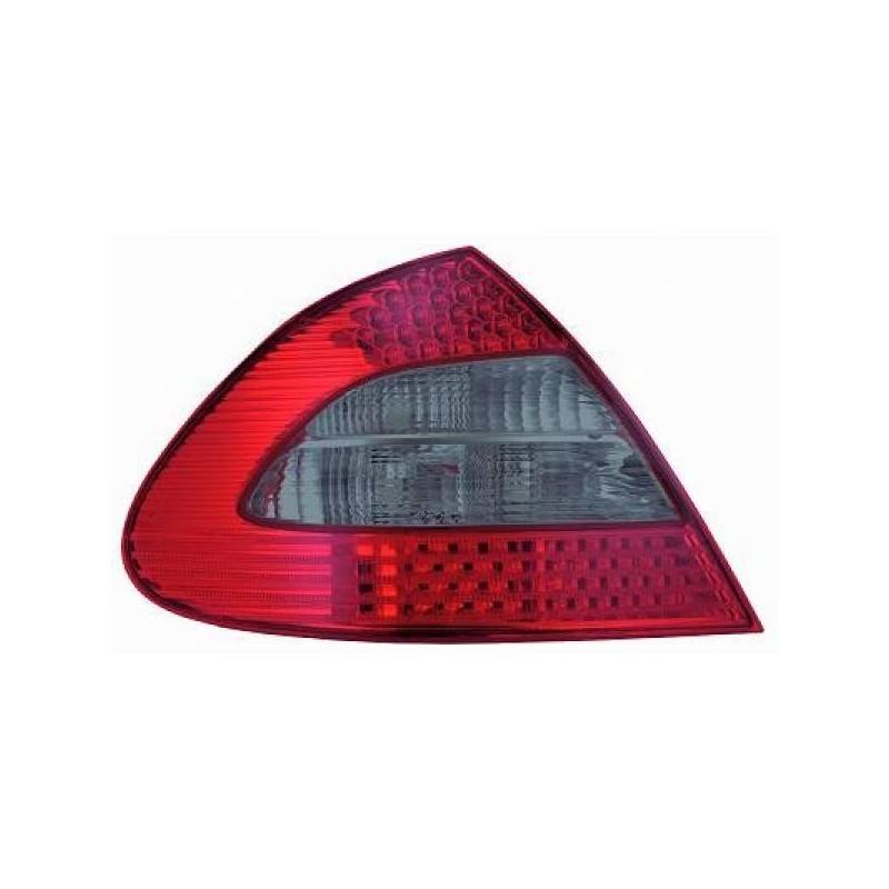 Feux arrières LED rouge-noir Mercedes W211 apres 2002