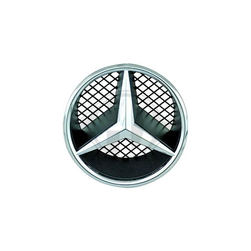 Logo Mercedes W204 GLK 08-12 pour 16 55 240