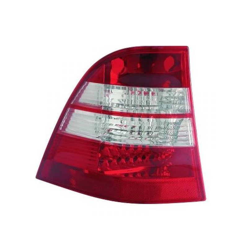 Feux arrières rouge/blanc LED Mercedes W163 98-06