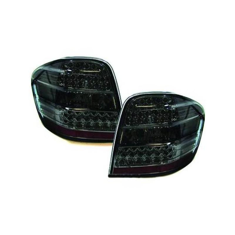 Feux arrières LED noir Mercedes W164 05-11