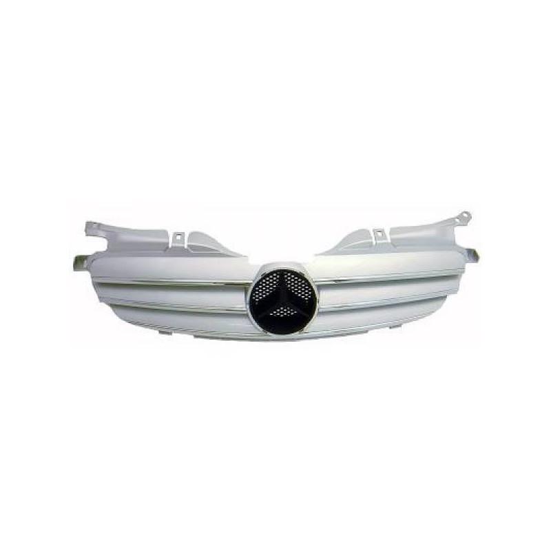 Calandre chrome/argent Mercedes R170 apres 1996