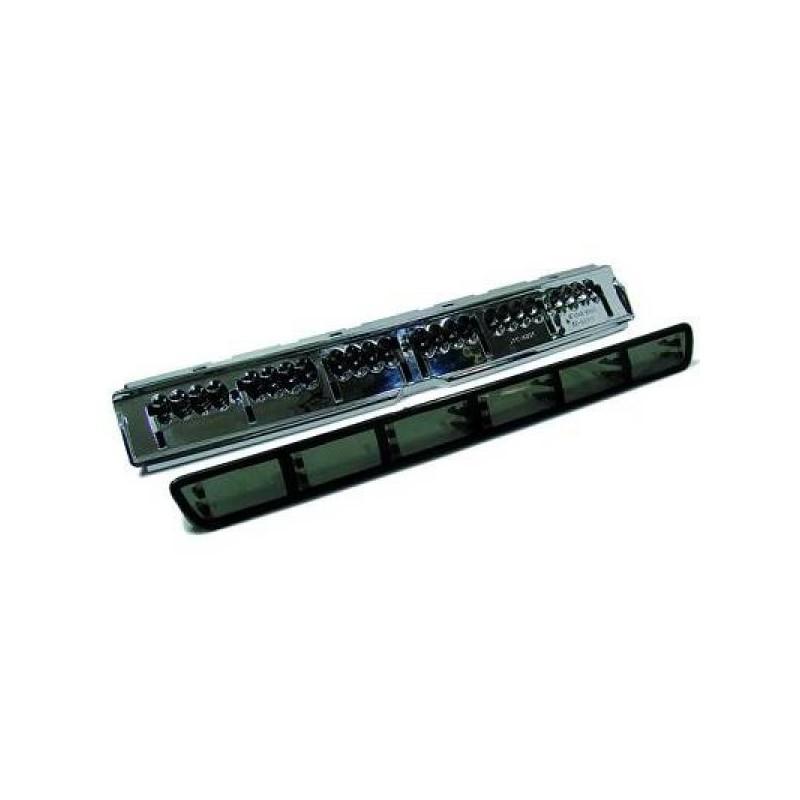 Feu de stop noir LED Mercedes SLK 96-04 aussi CLK 97-02