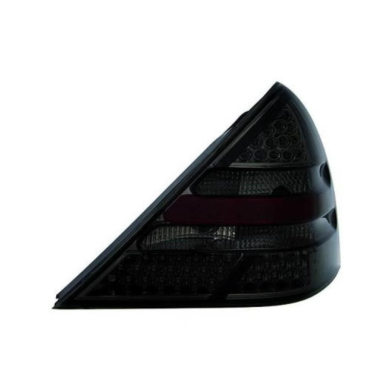 Feux arrières LED noir Mercedes R170 96-04