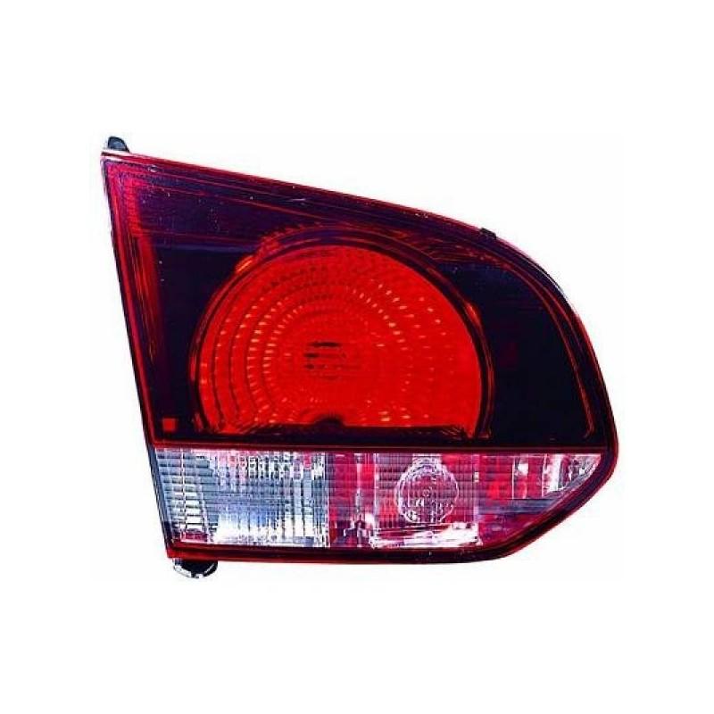 Feu arrière gauche (CONDUCTEUR) VW GOLF VI à partir de 2008 foncé