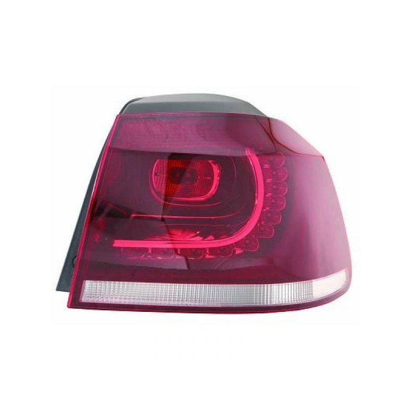 Feu arriere gauche (CONDUCTEUR) VW GOLF VI à partir de 2008 LED