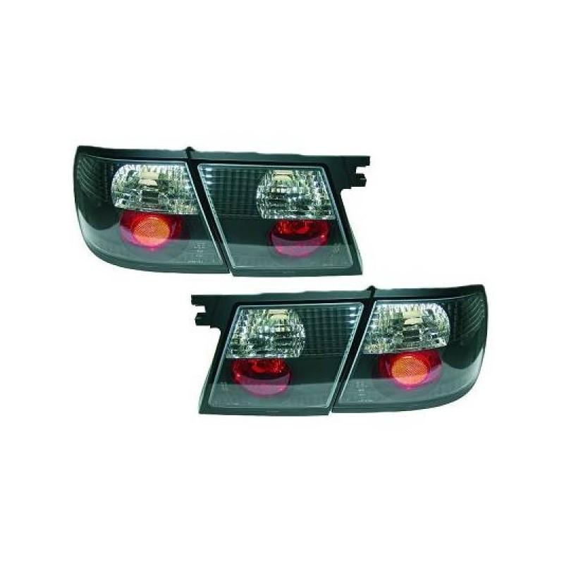 Feux arrières noir 4 parties Nissan PRIMERA 5-portes 96-99