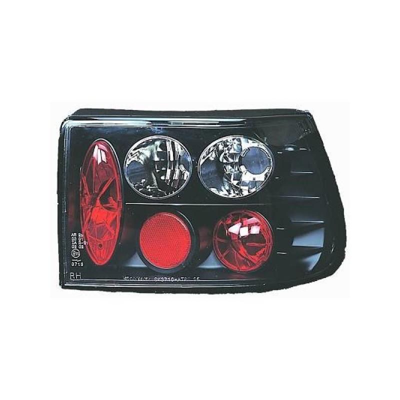 Feux arrières noir Opel ASTRA 3/5-portes 91-98