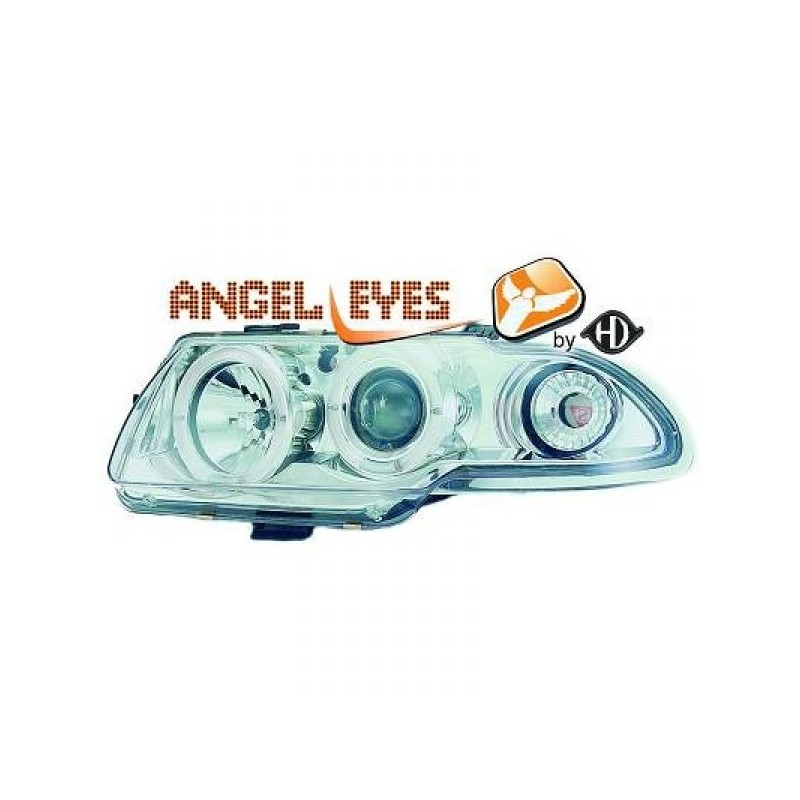 Phares angel eyes Opel ASTRA 94-98