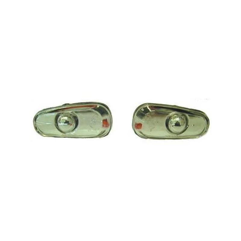 Répétiteur design chrome Opel ASTRA G 97-04